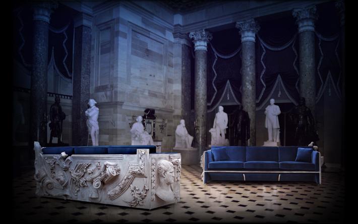 """contemporary sofas"" Versailles Versailles contemporary sofas 6"