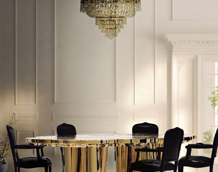 """""""the most exclusive dining tables"""""""