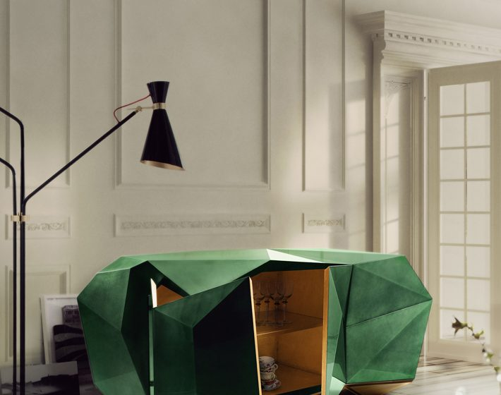 """""""the most exclusive sideboards"""" Diamond Emerald Diamond Emerald the most exclusive sideboards 7 710x560   the most exclusive sideboards 7 710x560"""