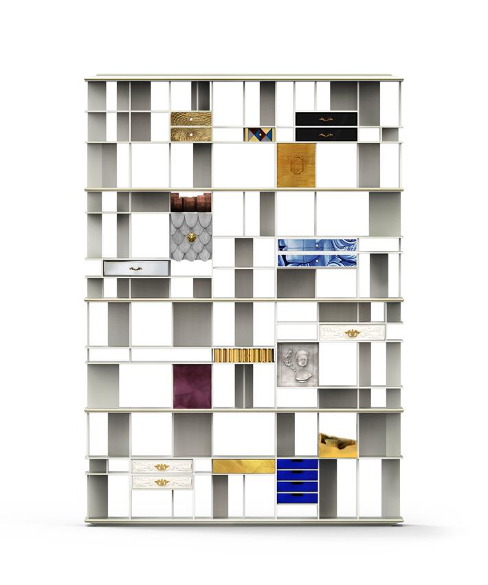 """""""coleccionista-custom-bookcase-shelf"""" Coleccionista  Coleccionista  coleccionista custom bookcase shelf 01"""