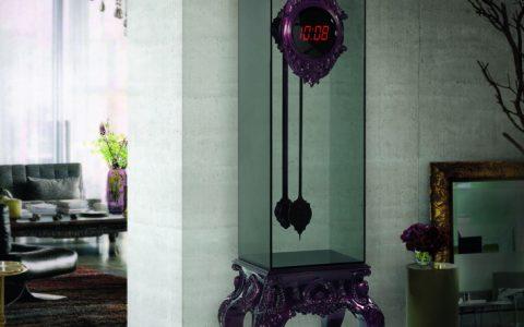 """""""luxury clocks for modern living rooms"""""""