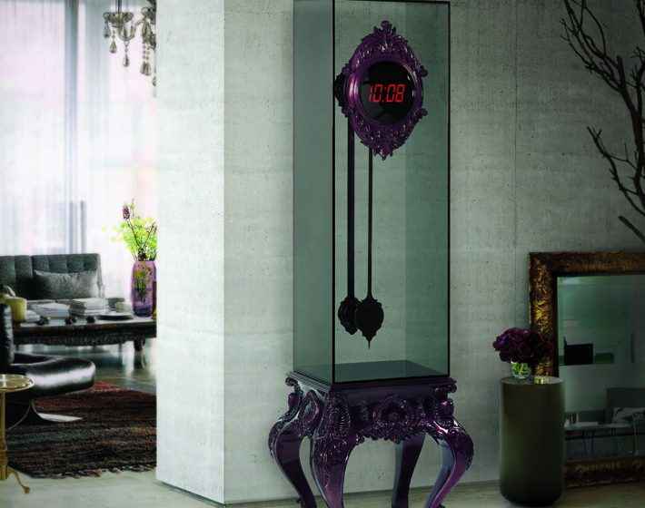 """luxury clocks for modern living rooms"" Time Goes By...  Time Goes By…  luxury clocks for modern living rooms 710x560   luxury clocks for modern living rooms 710x560"