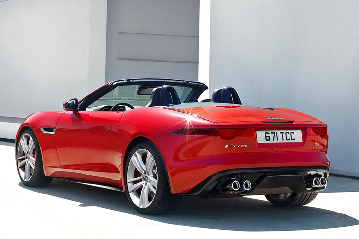 """""""The F-Type, the follow-up to British brand Jaguar's iconic E-Type and the first new sports car in this series in over 50 years."""""""