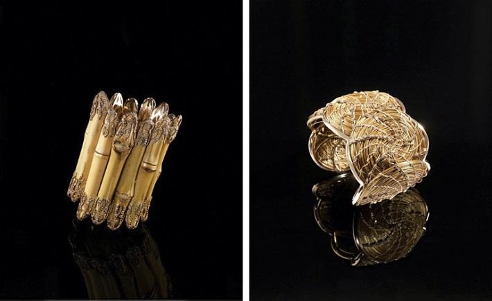 The 'Dangerous Luxury' jewelry by Campana brothers and Fabio Salini Campana brothers The 'Dangerous Luxury' jewelry by Campana brothers and Fabio Salini Dangerous Jewellery1