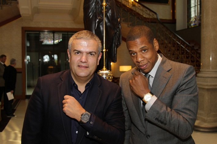 Limited edition watches: Jay-Z for Hublot Limited edition watches: Jay-Z for Hublot Limited edition watches: Jay-Z for Hublot 09dea3d2 2013 10 20 hublot jay z unveil the classic fusion shawn carter by hublot collection 01 1   09dea3d2 2013 10 20 hublot jay z unveil the classic fusion shawn carter by hublot collection 01 1