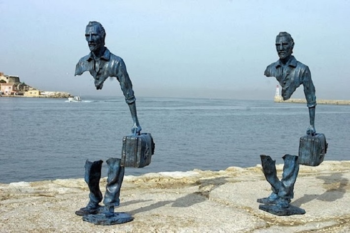 Intriguing sculptures by Bruno Catalano bruno catalano Intriguing sculptures by Bruno Catalano Arts crafts Intriguing sculptures by Bruno Catalano