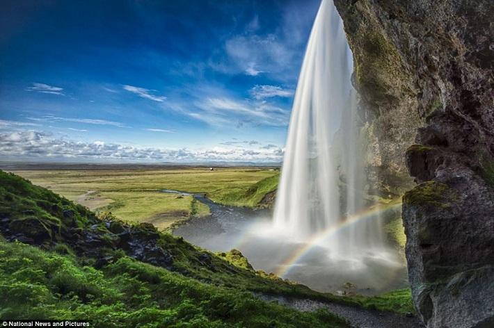 Luxury experiences: Seljalandsfoss Waterfall  Luxury experiences Luxury experiences: 10 one-of-a-kind places around the world Luxury experiences 10 one of a kind places around the world9