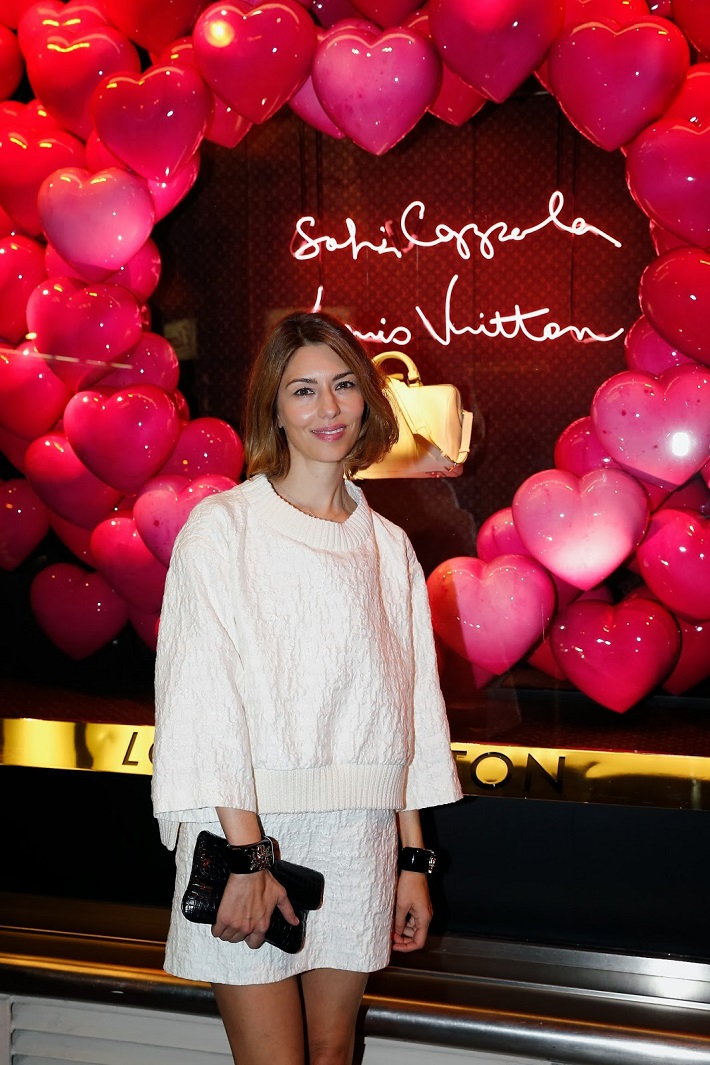 Limited edition fashion accessories: Louis Vuitton by Sofia Coppola
