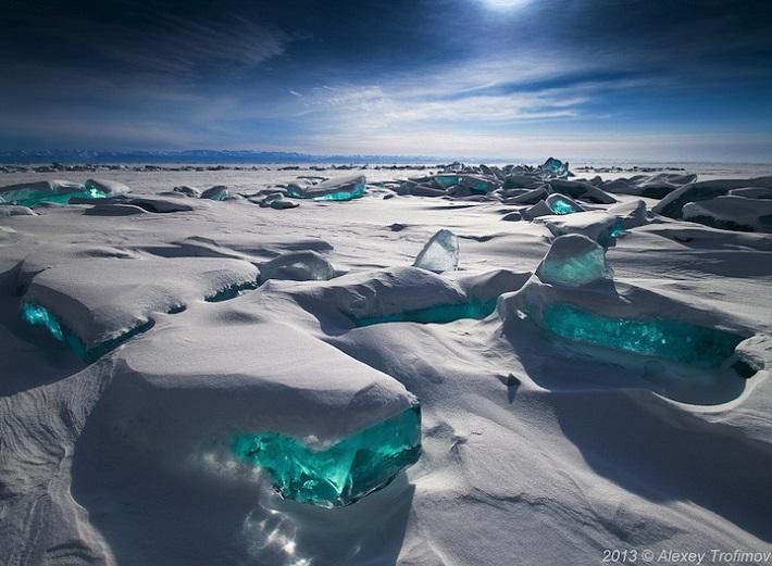 Siberia has a beautiful nature power landscapes The most beautiful water landscapes in the world ice