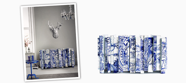 The art of Portuguese ceramic tiles (with video) The art of Portuguese ceramic tiles (with video) The art of Portuguese ceramic tiles (with video) heritage hand painted sideboard by boca do lobo   heritage hand painted sideboard by boca do lobo
