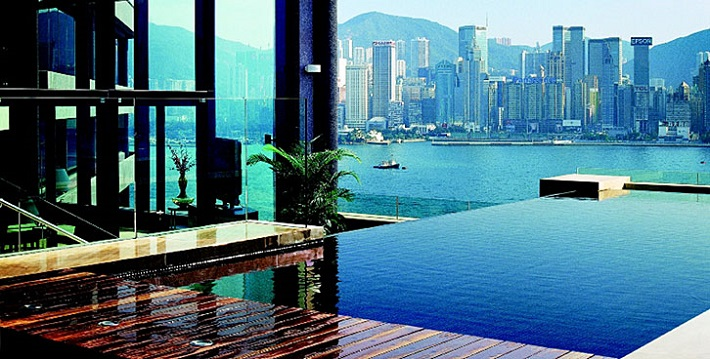 Most exclusive hotel suites: The Presidential Suite hotel suites The most exclusive hotel suites in the world suite hong kong