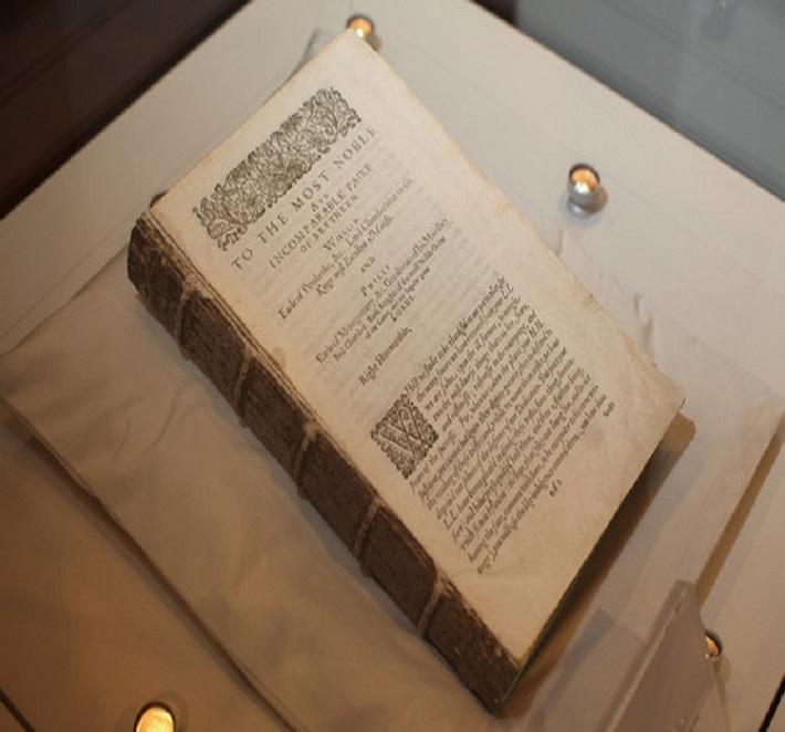 The-First-Folio-William-Shakespeare-world's-most-expensive-books Most Expensive Books in the World: the top 5 Most Expensive Books in the World: the top 5 The First Folio William Shakespeare worlds most expensive books