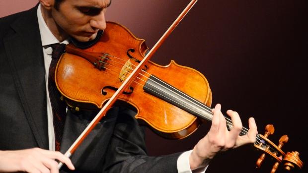 The Legend of Stradivarius