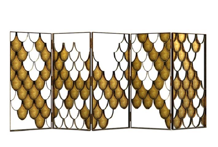 koi-screen-1 Fineart: Rare Chamber Screen by Piero Fornasetti Fineart: Rare Chamber Screen by Piero Fornasetti koi screen 1