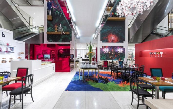 Luxury design interior