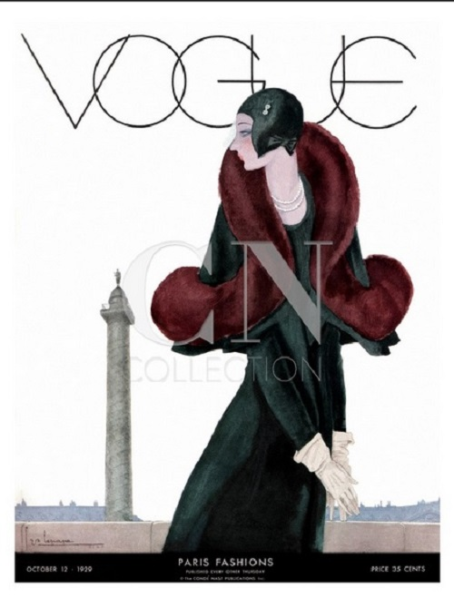100 years of fashion: Vogue Covers over the years