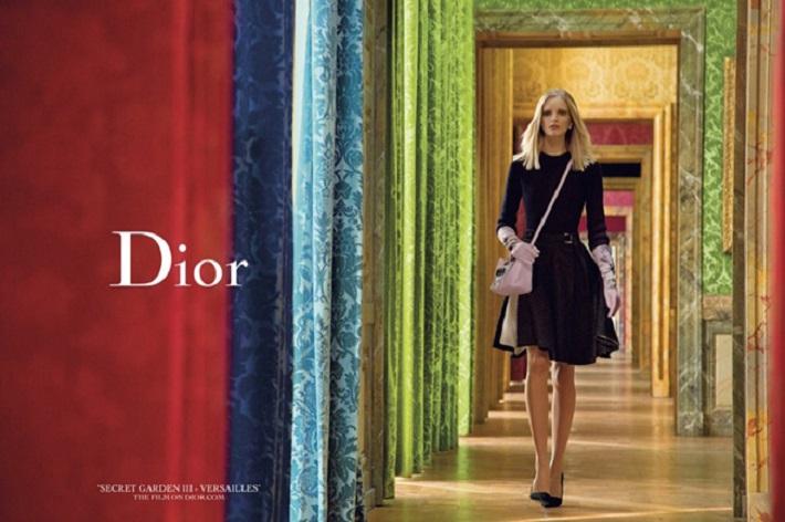 Fashion trends: Dior Secret Garden 2014