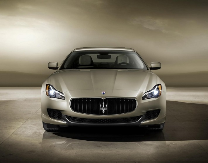 The best of italian style: Maserati Quattroporte Zegna Limited edition