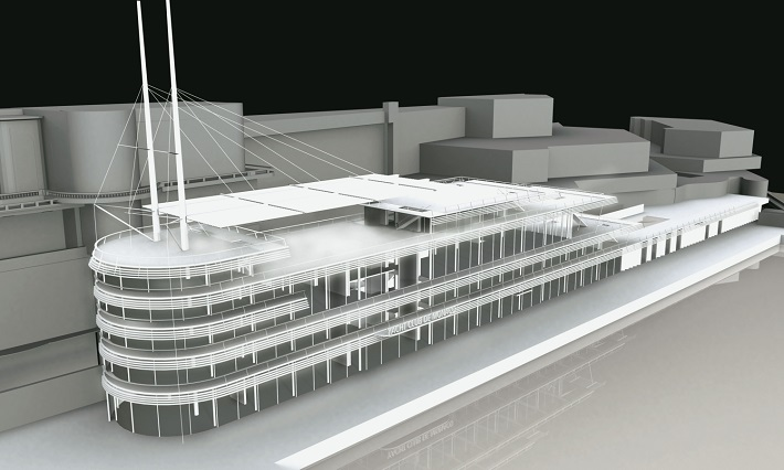 The Monaco Yacht Club: A must-see project by Norman Foster and Jacques Garcia The Monaco Yacht Club: A must-see project by Norman Foster and Jacques Garcia monaco yacht club   monaco yacht club