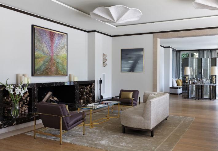 """Interior designers and their living room sets "" Interior designers and their living room sets  Interior designers and their living room sets  04 essen martin brudnizki residential interior design1"