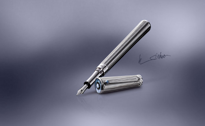 5Marlene_Dietrich Montblanc - The Muses Edition  Montblanc - The Muses Edition  5Marlene Dietrich