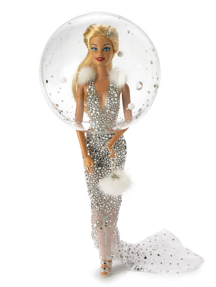 7Barbie_Stephen-Jones_02 Barbie isn't just a doll Barbie isn't just a doll 7Barbie Stephen Jones 02   7Barbie Stephen Jones 02