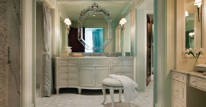 Chic-bathrooms-with-venetian-mirrors