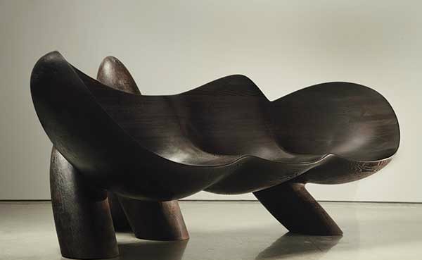 Art in the form of expensive furniture