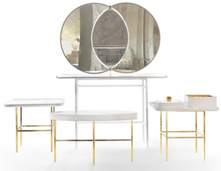 Duchess Style Dressing Tables with Mirror