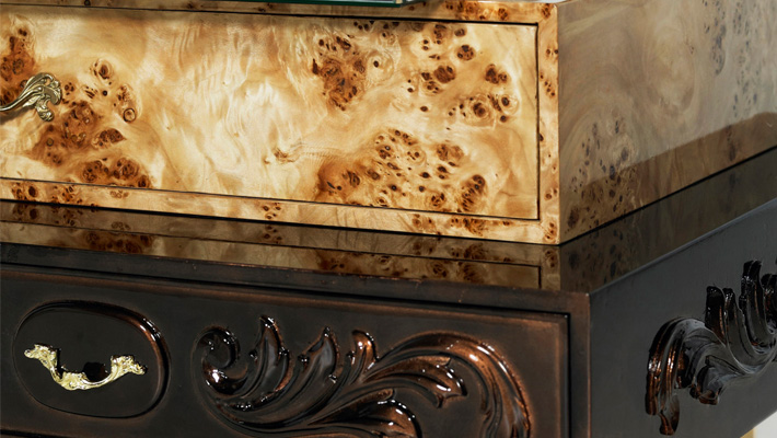 10 of the most expensive chests in the world - Frank chest of drawers by Boca do Lobo