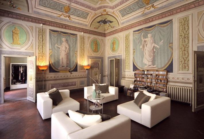 18th Century Design, the new trend - Palazzo orlandi
