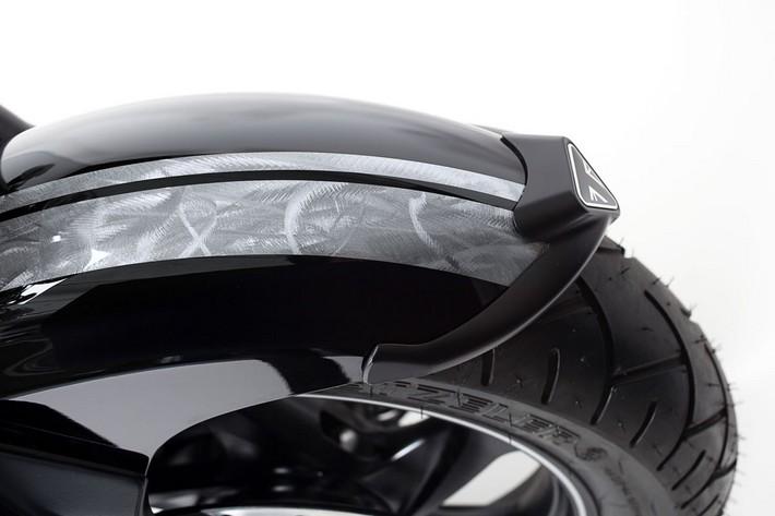 2015 Rocket X  Triumph Triumph Rocket X Limited Edition 2015 Triumph Rocket X Front Wheel
