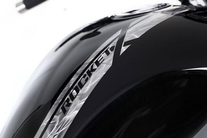 Triumph Rocket X Tank Detail Triumph Triumph Rocket X Limited Edition 2015 Triumph Rocket X Tank