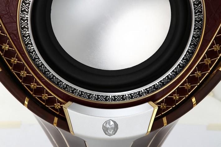 A diamond speaker, can you imagine?   A diamond speaker, can you imagine?   A diamond speaker, can you imagine?   35