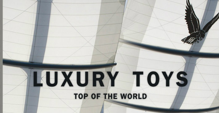 Top 10 Luxury Toys For Men