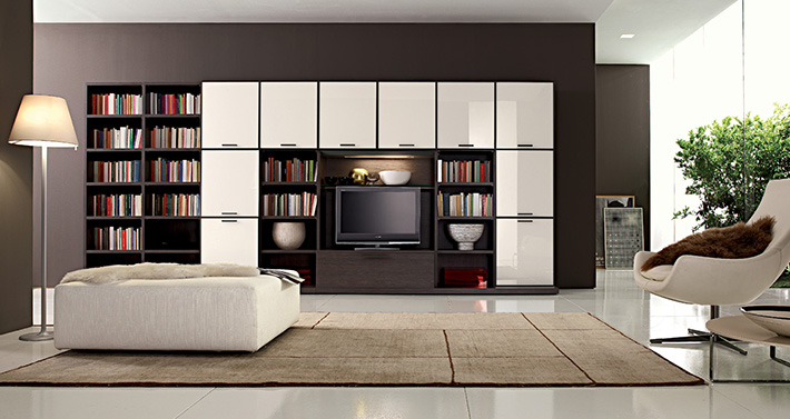 ideas room easy stroovi for small bookshelf dma livings bookshelves living homes make rooms awesome images