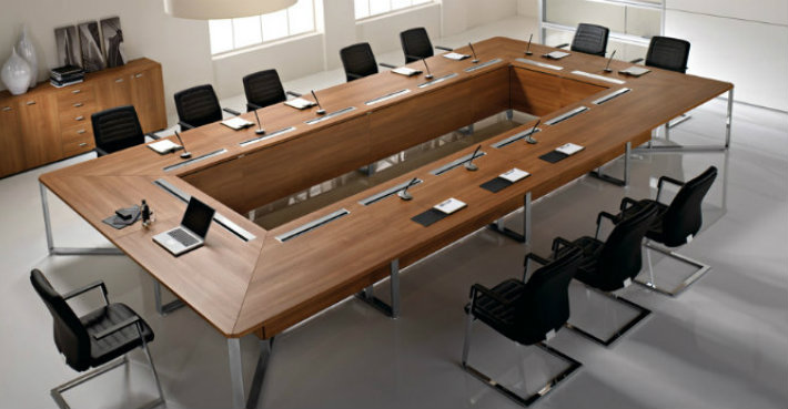 Exclusive Designer Conference Tables