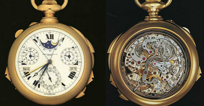 THE 12 MOST EXPENSIVE WATCHES OF 2014