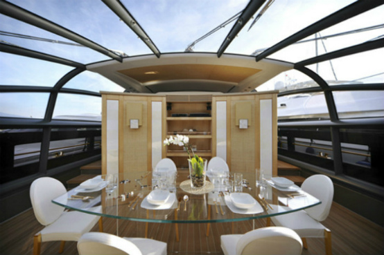 The most amazing luxury yachts in the world