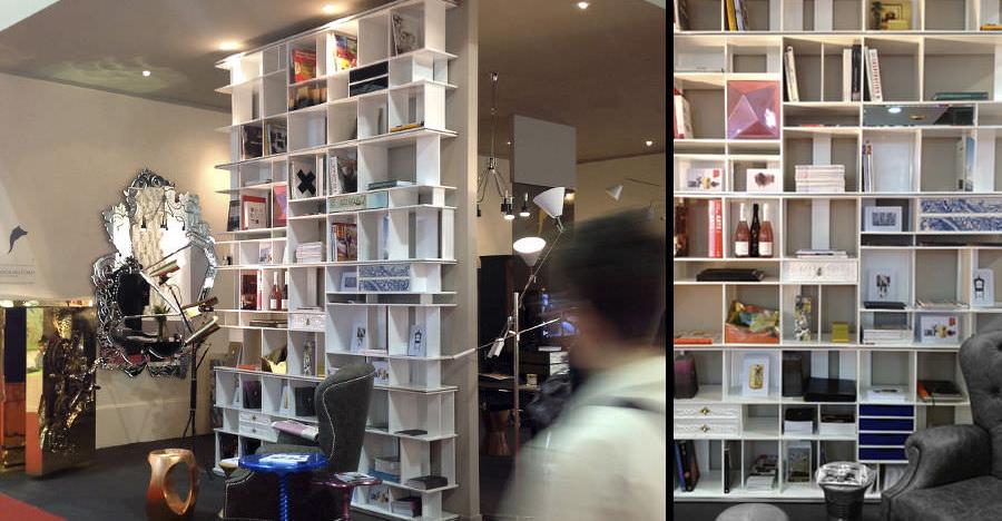 Top 10 Contemporary living room bookshelves