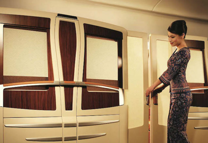 The 5 Most Luxurious Airplane first-class experiences