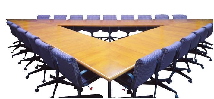5 Home Safes designed for Connoisseurs Unique Design Conference Tables Unique Design Conference Tables triangle1