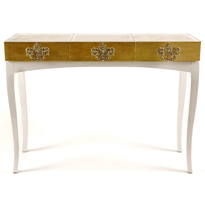 The most expensive gold console table The most expensive gold console table The most expensive gold console table trinity console table 5