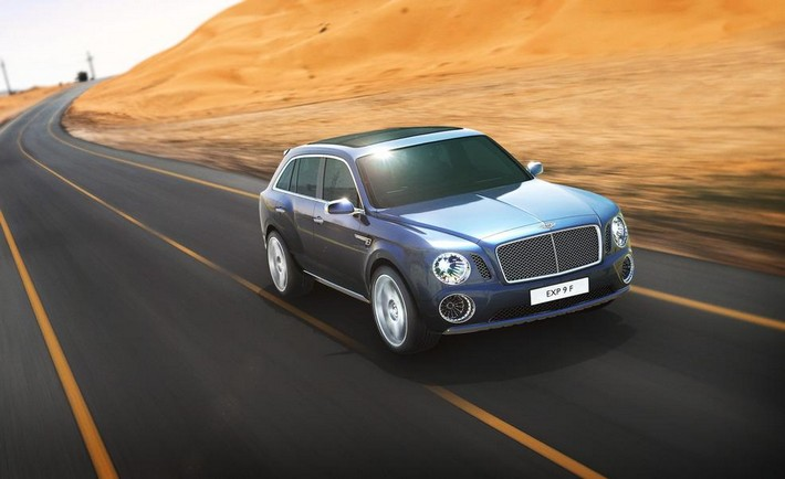 2015 Motoring Trends The Bentley Suv Design Limited Edition