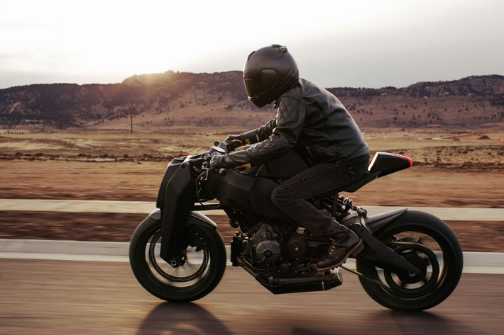 Buell 1125 reborn as the Ronin 47