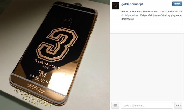 Cristiano Ronaldo Gold Iphone Case cristiano ronaldo Cristiano Ronaldo's Golden iPhone Case 32