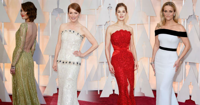 Oscars 2015: The Top 10 Best-Dressed