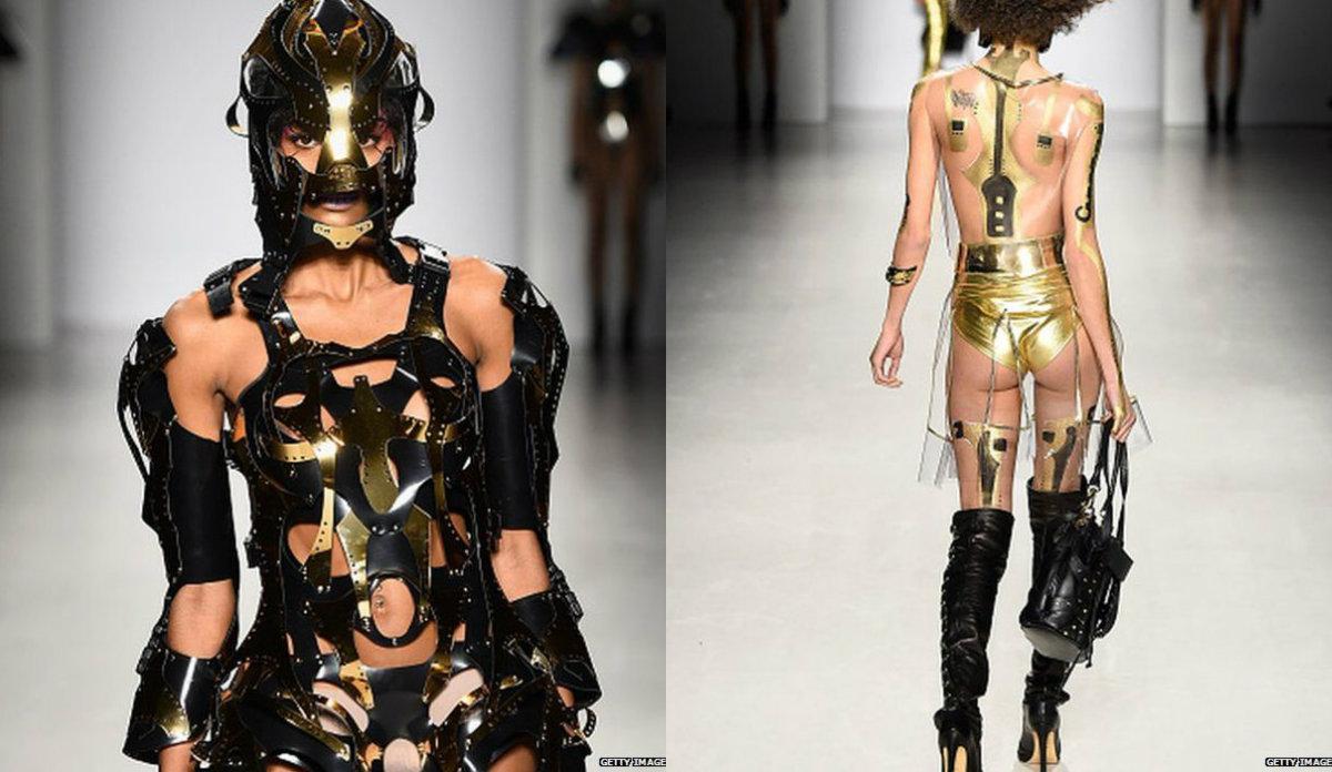 New York Fashion Week 2015: Weirdest looks so far