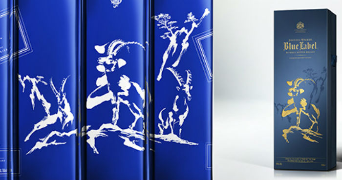 Blue Label Limited Edition By Johnnie Walker