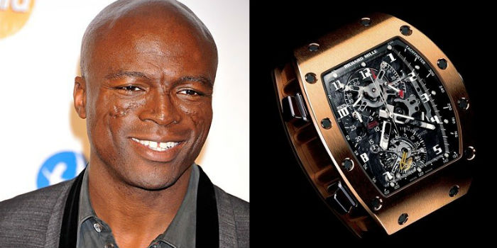 1348 Top Five Celebrities With the Most Expensive Watches Top Five Celebrities With the Most Expensive Watches 1348